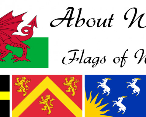 About Wales- Flags of Wales
