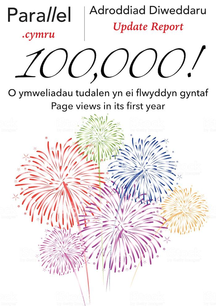 Adroddiad Statws 100000