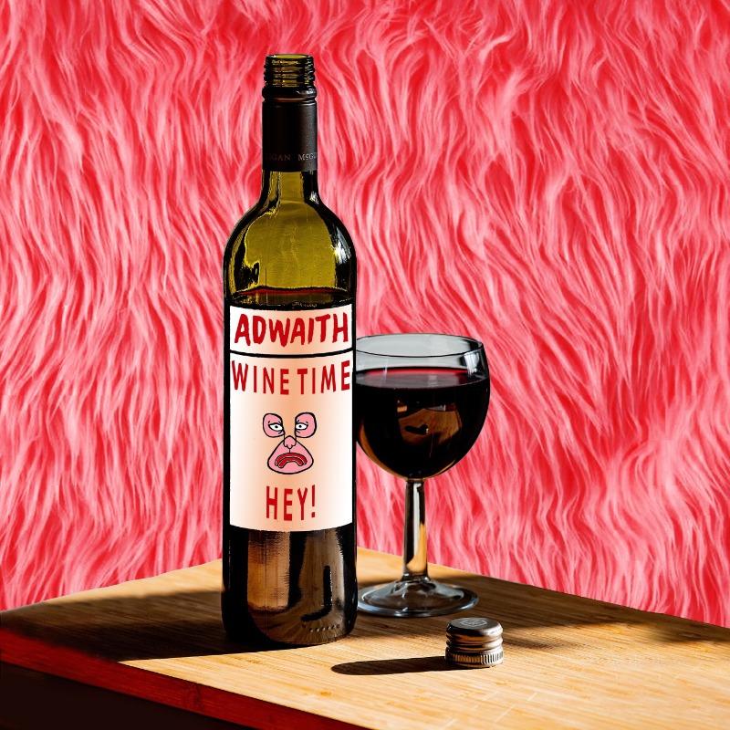 Adwaith Hey- Wine Time