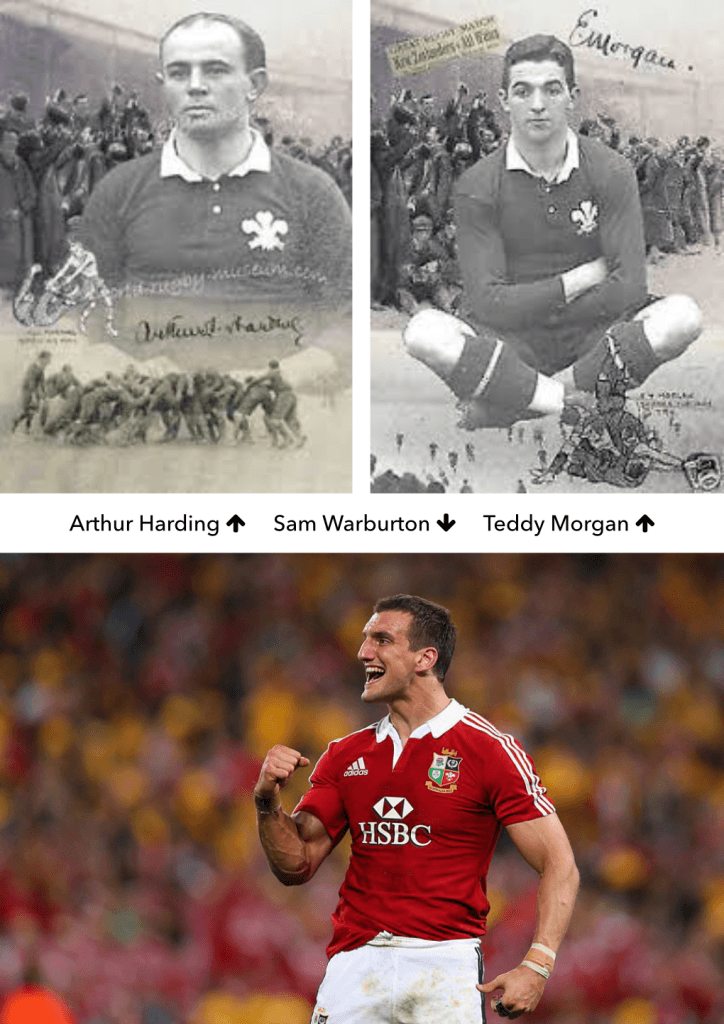 Amser Ychwanegol Teddy Morgan
