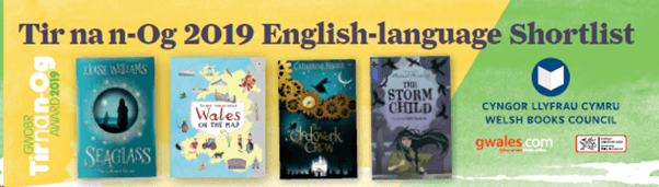 Announcing the 2019 Children's Literature Awards Shortlist