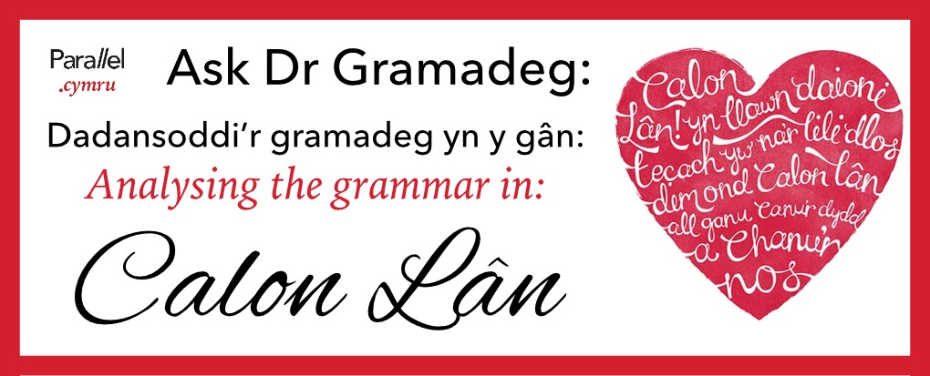 Ask Dr Gramadeg- Analysing Calon Lan