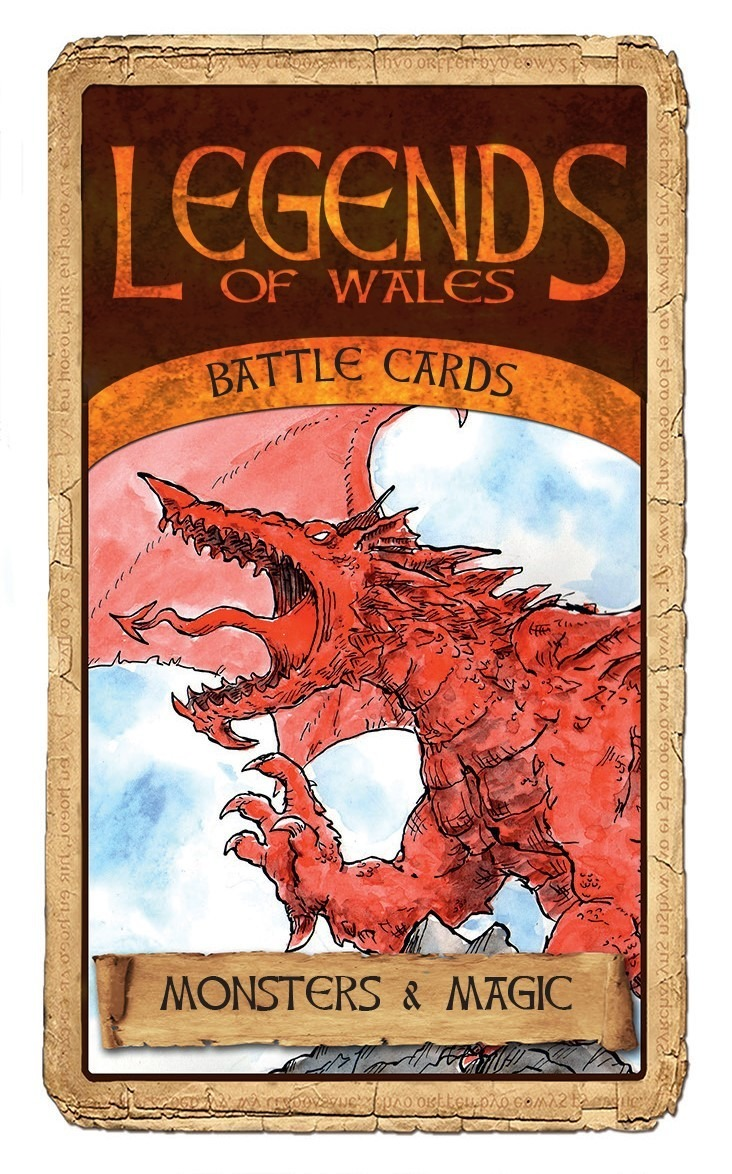 Battle Cards Monsters and Magic