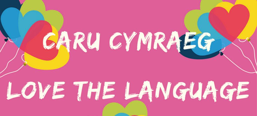 Caru Cymraeg Menter Iaith