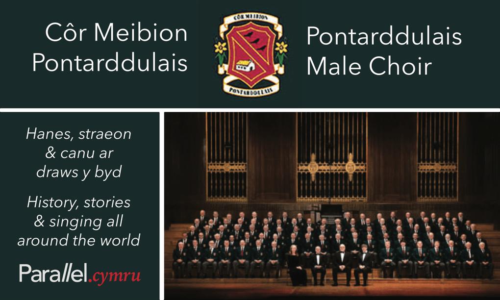 Côr Meibion Pontarddulais