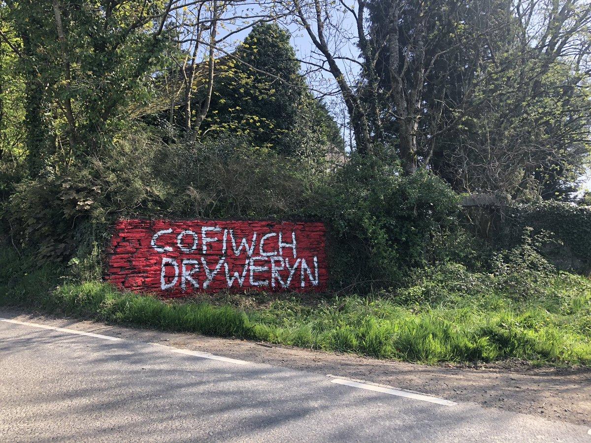 Cofiwch Dryweryn Llandeilo