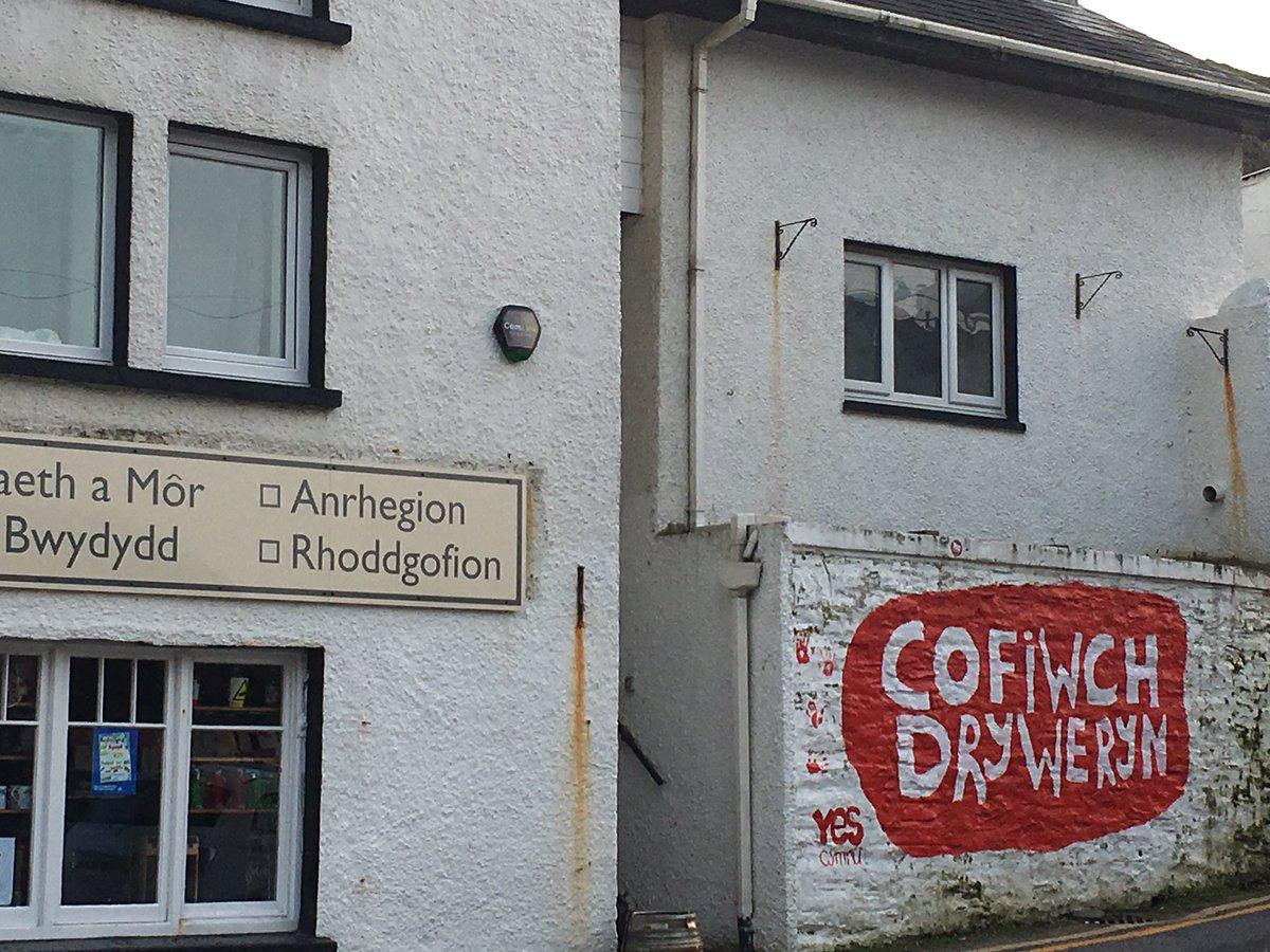 Cofiwch Dryweryn Llangrannog