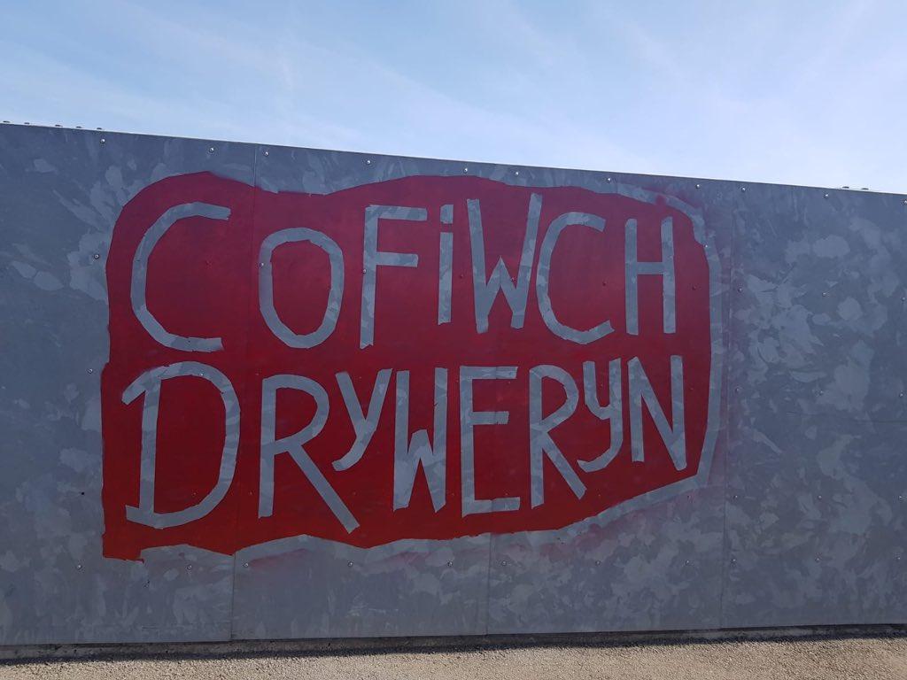 Cofiwch Dryweryn Merthyr Tudful