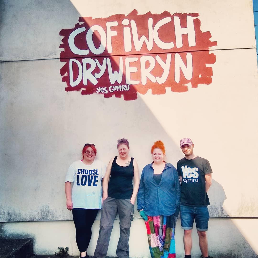 Cofiwch Dryweryn Nantyffyllon Maesteg