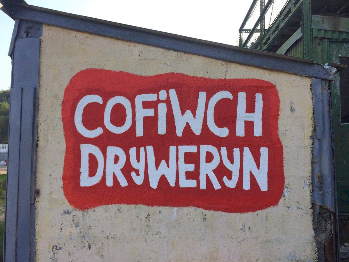 Cofiwch Dryweryn Nefyn Pwllheli