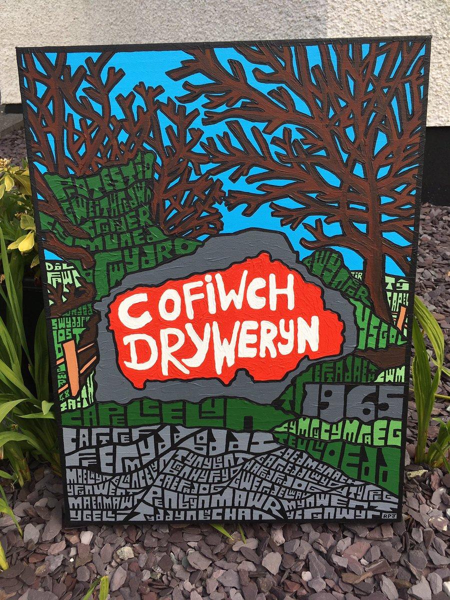 Cofiwch Dryweryn Oriel Odl