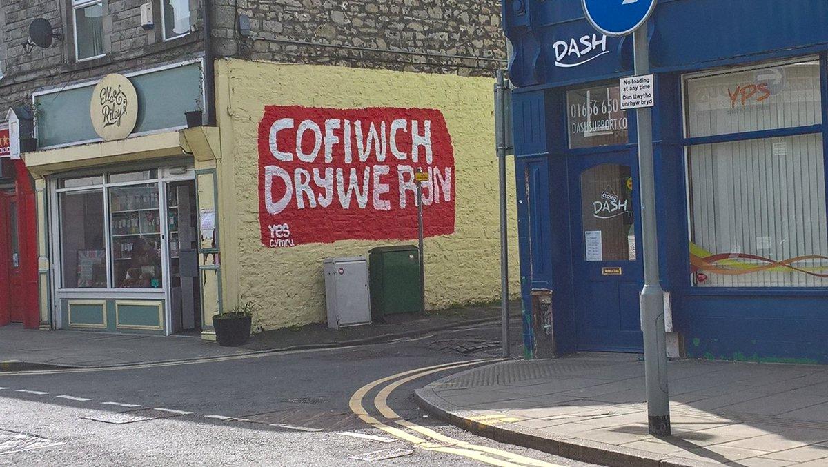 Cofiwch Dryweryn Pen-y-Bont
