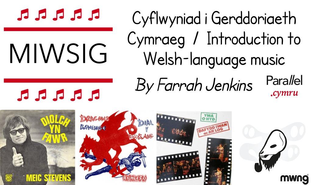 Cyflwyniad i Gerddoriaeth Cymraeg
