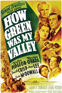 DVD How Green Was My Valley