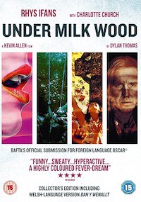 DVD Under Milk Wood