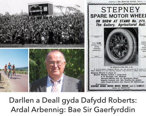 Dafydd Roberts Bae Sir Gaerfyrddin