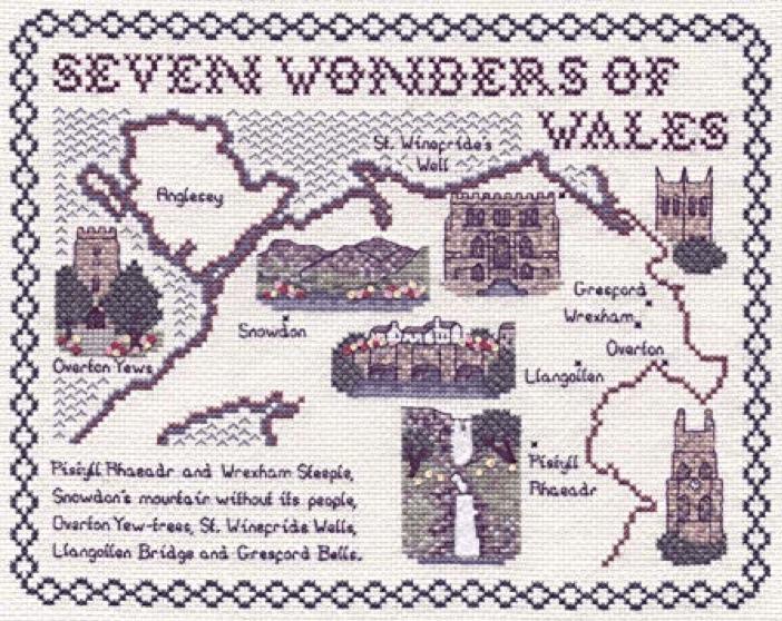 Seven Wonders of Wales