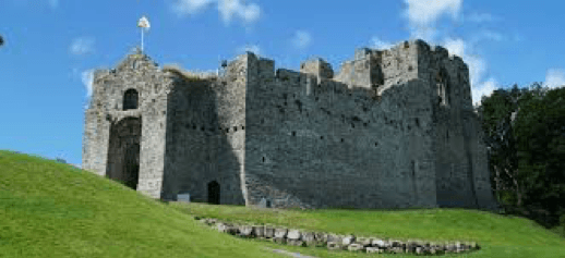 Castell Ysumllwynarth