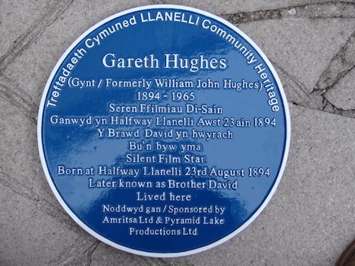 Plac Gareth Hughes