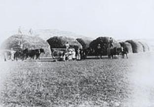 Dafydd Roberts Patagonia Cynaefau 1880
