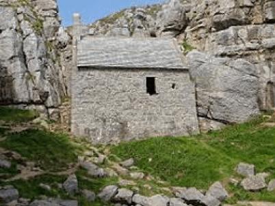 Dafydd Roberts Sir Benfro Eglwys Sant Gofan