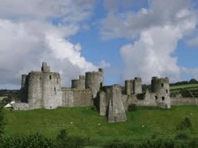 Dafydd Roberts Sir Gaerfyrddin Castell Cydweli