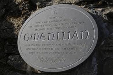 Dafydd Roberts Sir Gaerfyrddin Gwenllian 1