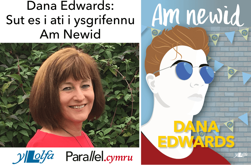 Dana Edwards Am Newid