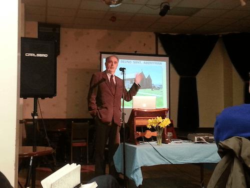 Gŵyl Ddewi Arall- Bob Morris