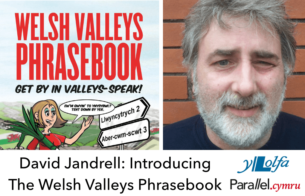 David Jandrell- Introducing Welsh Valleys Phrasebook