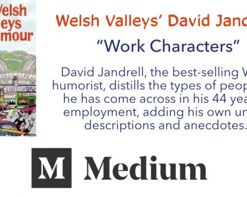 David Jandrell Work Characters