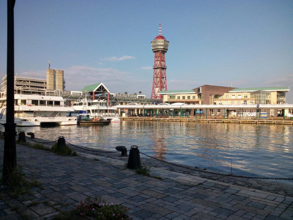 Fukuoka marina