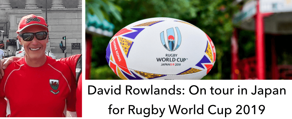David Rowlands RWC 2019