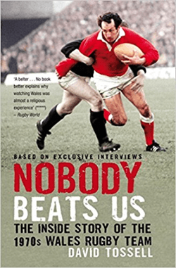 David Tossell: Nobody Beats Us