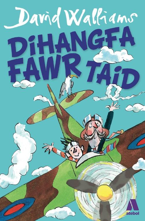David Walliams Dihangfa Fawr Taid