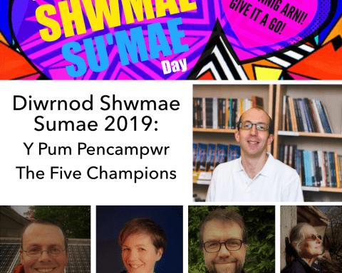 Diwrnod Shwmae 2019