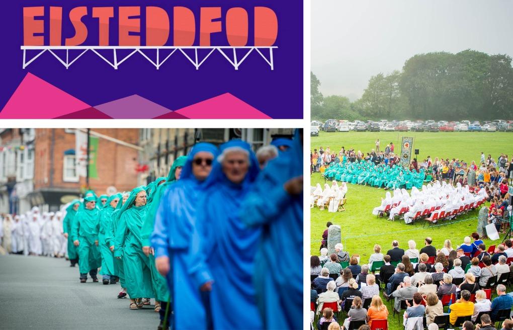 Eisteddfod 2020 Proclamation
