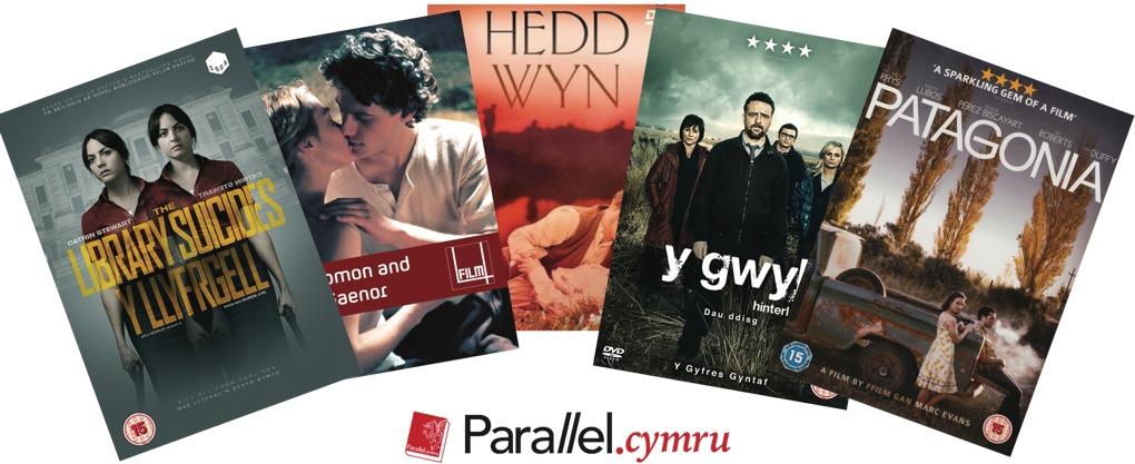 Ffilmiau Cymraeg ar gael ar DVD