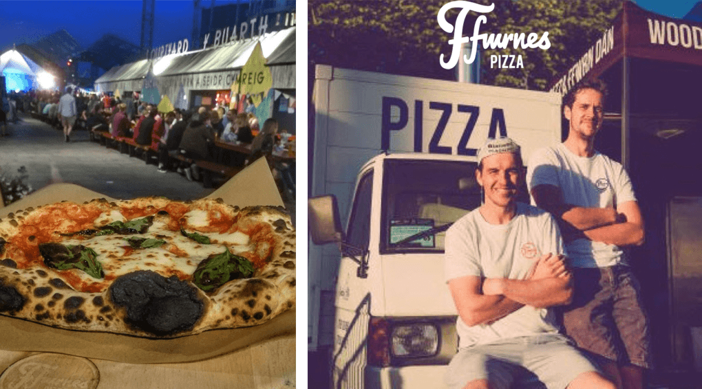 Ffwrnes Pizza- A Trip From Llanelli to Naples