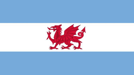 Flag Patagonia