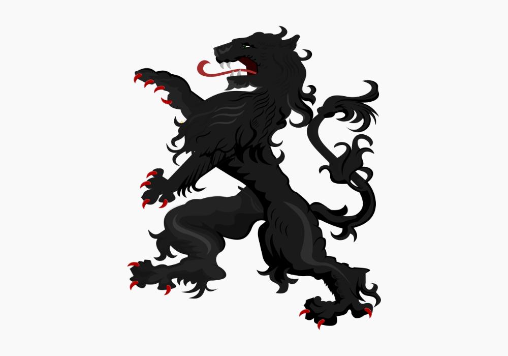 Flag of Powys Fadog
