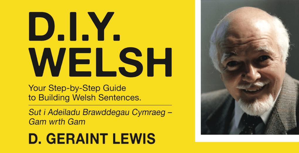 Geraint Lewis DIY Welsh