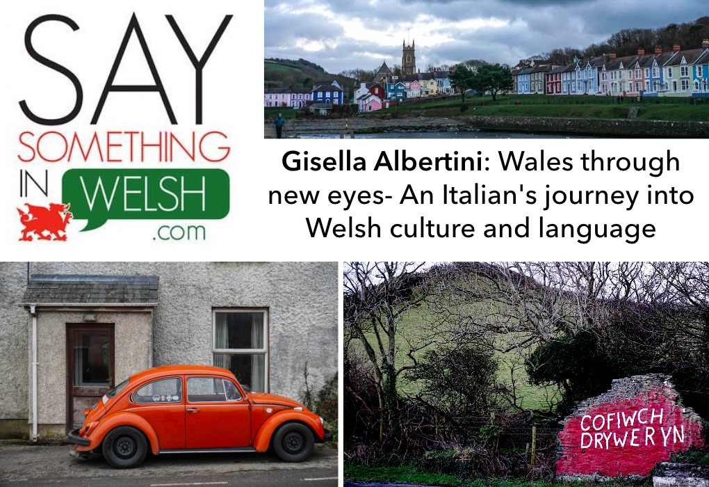 Gisella Albertini- Wales through new eyes prif ddelwedd