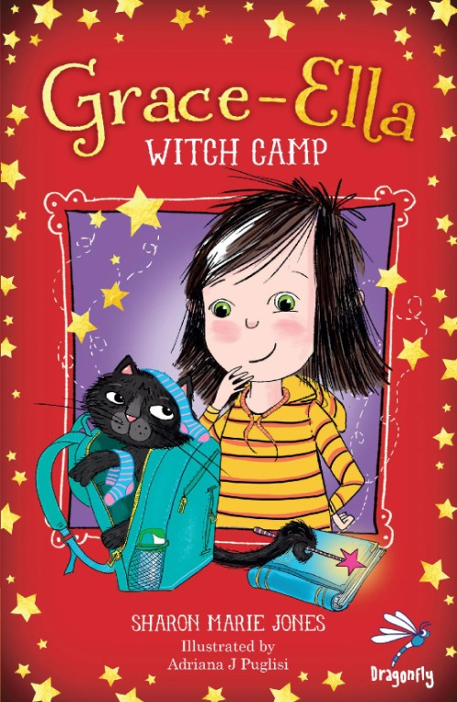 Grace-Ella- Witch Camp