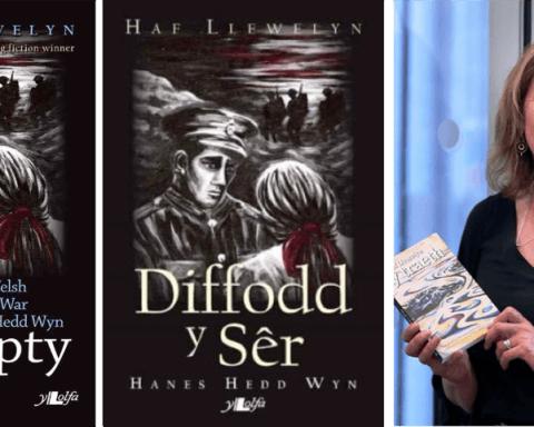 Haf Llewelyn- Diffodd y Sêr