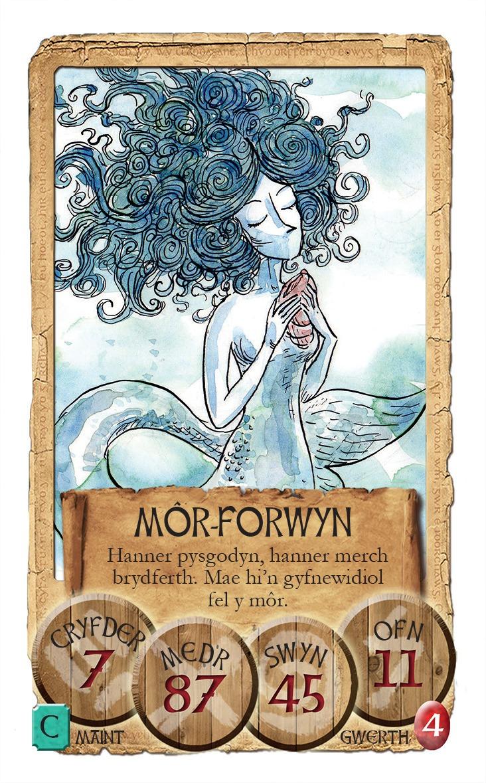 Mor-Forwyn