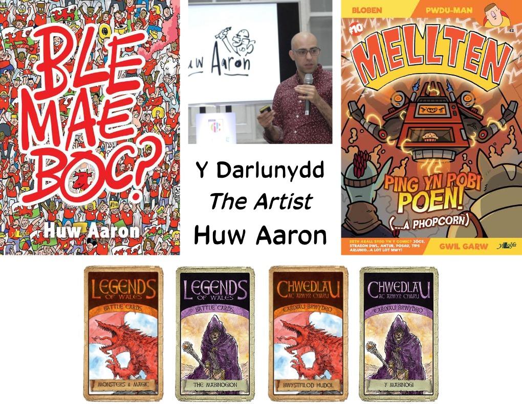 Huw Aaron