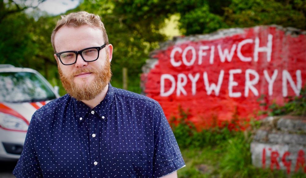 Huw Stephens- Cofiwch Dryweryn