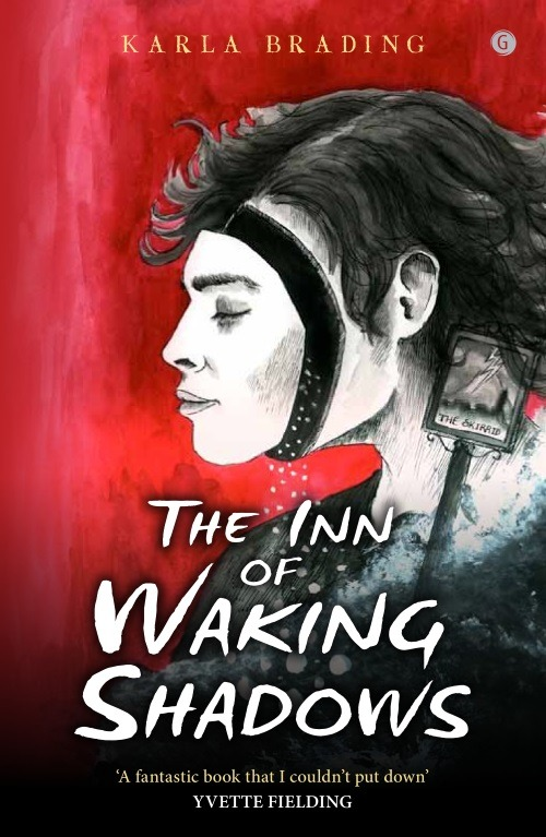 Karla Brading The Inn Of Waking Shadows