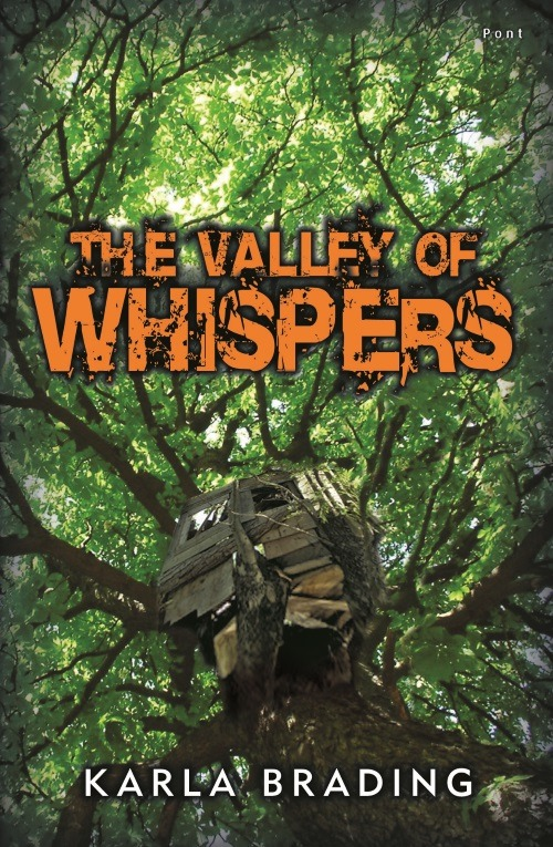 Karla Brading The Valley Of Whispers